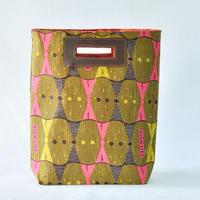Akello Bag 4way -ハイライフ・ブラウン&ピンク-