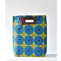 【11/8入荷】Akello Bag 4way - アイ・ブルー&イエロー-