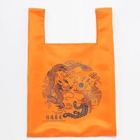CHINA TOWN MA-1 PLASIC BAG   (ORANGE)