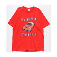 SUPER RIDER TEE TYPE 1 (RED)