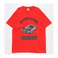 SUPER RIDER TEE TYPE 2 (RED)