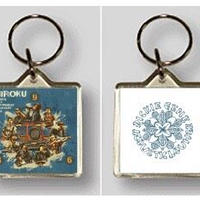 MIROKU Key chain