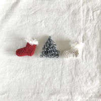 【KIT+動画】Xmas ornament 6items WS KIT
