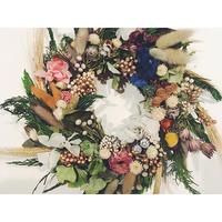 order wreath / size M