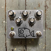 [NEW] Hungry Robot Pedals / The Moby Dick (Tap Delay)