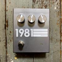 1981 Inventions / DRV Overdrive(Delorean Finish)