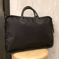 [ARTS&CRAFTS] BLACK NYLON 1R BRIEFCASE