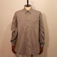 [FUJITO] Big Silhouette Work Shirt