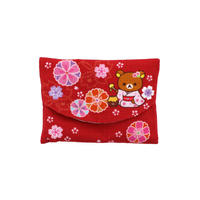 RLS-038-05 かぶせティッシュケース【彩り桜】