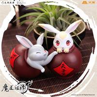 魔道祖師 ★ マグネット(兎)《冰箱贴・兔》