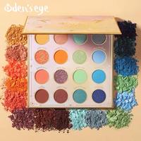 Oden's eye アイシャドウ(16色)自然精灵