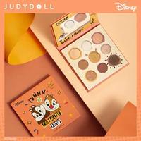 Judydoll × ディズニー  コラボ・アイシャドウ(9色)
