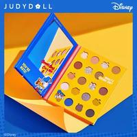 Judydoll × ディズニー  コラボ・アイシャドウ(20色)