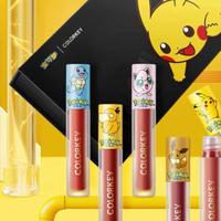 Colorkey × ポケモン コラボ・グロスリップセット(6本)【予約商品・12月以降の発送予定】