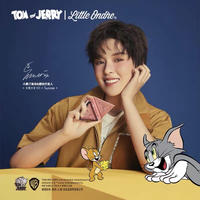 Little Ondine × TOM and JERRY コラボ・チーク(全4種)