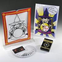 ★手品・マジック★魔法使いのカード当て★C2947