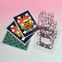 ★手品・マジック★予備カード(おっかなびっくりハロウィン)★C2949A