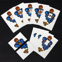★手品・マジック★アラジンと魔法のカード★C5411
