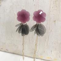 Flower  Pink B27
