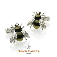 サイモンカーター - 英国製 カフリンクス ビー 267101