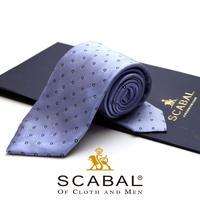 スキャバル - イタリア製 ネクタイ SC-016