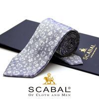 スキャバル - イタリア製 ネクタイ SC-009