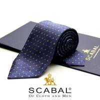スキャバル - イタリア製 ネクタイ SC-020