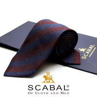 スキャバル - イタリア製 ネクタイ SC-021