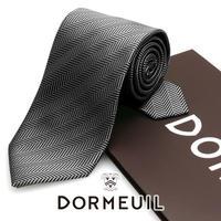 ドーメル - フランス製 フォーマルネクタイ シルバー 慶事用 DM062