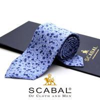 スキャバル - イタリア製 ネクタイ SC-012