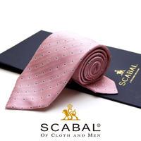 スキャバル - イタリア製 ネクタイ SC-023