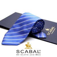 スキャバル - イタリア製 ネクタイ SC-003