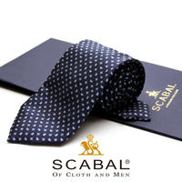 スキャバル - イタリア製 ネクタイ SC-005