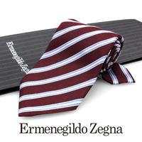 エルメネジルド・ゼニア - イタリア製 ネクタイ 33z8d05-c