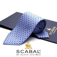 スキャバル - イタリア製 ネクタイ SC-011