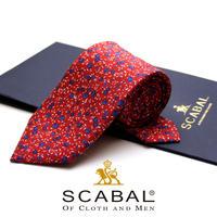 スキャバル - イタリア製 ネクタイ SC-010