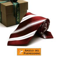 アンジェロ -「 愛が伝わる」天使のネクタイ イタリア製生地 AG90