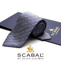 スキャバル - イタリア製 ネクタイ SC-018