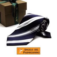 アンジェロ -「 愛が伝わる」天使のネクタイ イタリア製生地 AG92