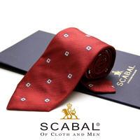 スキャバル - イタリア製 ネクタイ SC-002
