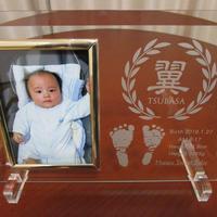 出産記念(手形・足形あり)メモリー2