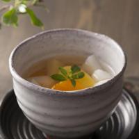 ◆◇陶器 萩焼 輪花◆◇ 白萩湯呑  よくばり茶碗 中村國輔