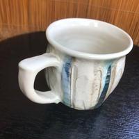 陶器 萩焼 和食器 作家 和モダン  カフェ カップ  フリーカップ マグカップ  C30