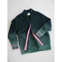 7,〔rich〕Mohair knit cardigan【内金50%前払い】