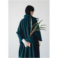 6,〔plain〕Cocoon wool coat【全額支払い】