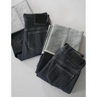 4,〔plain〕R denim pants【内金50%前払い】