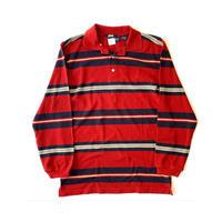 1990s PURITAN Long Sleeve Polo
