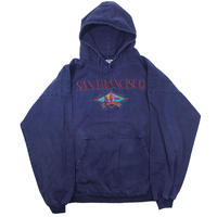 "1990s Crazy Shirts ""San Francisco"" Parka"