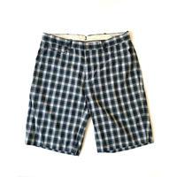 2000s Ralph Lauren Plaid Shorts