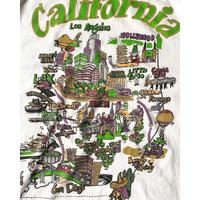 2000s California Tshirts -ASIS